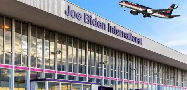 Joe Biden International