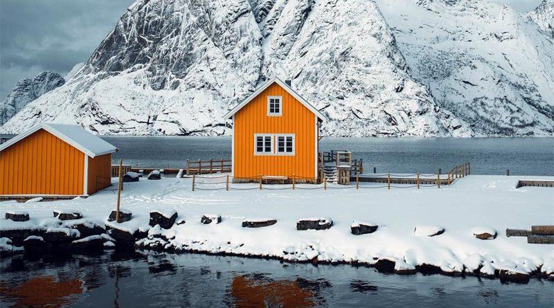 Grenze Schweden Norwegen