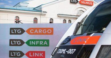E-Züge für Litauen