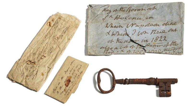 Napoleon Schlüssel