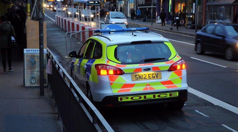 Polizei Edinburgh