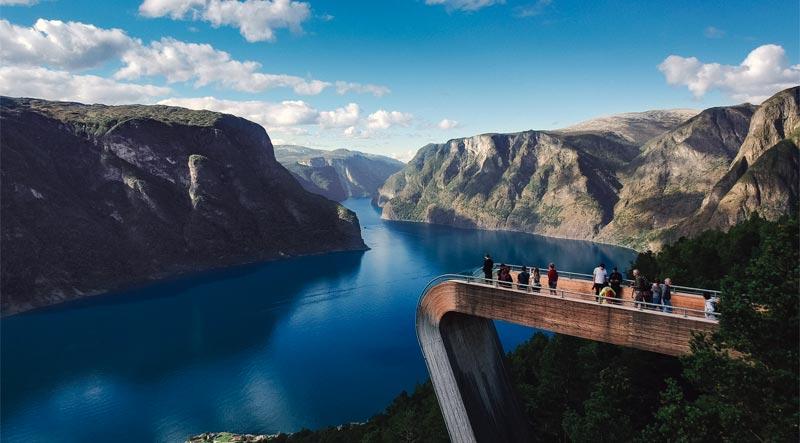 Ferienhäuser Norwegen