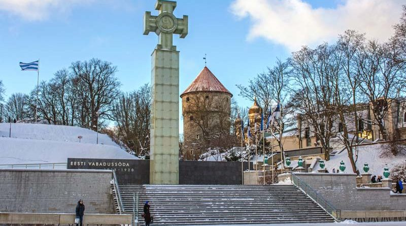 Vabaduse väljak Unabhängigkeit Estland