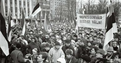 Tag der Unabhängigkeit Estland