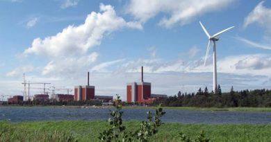 Windkraftanlage Olkiluoto