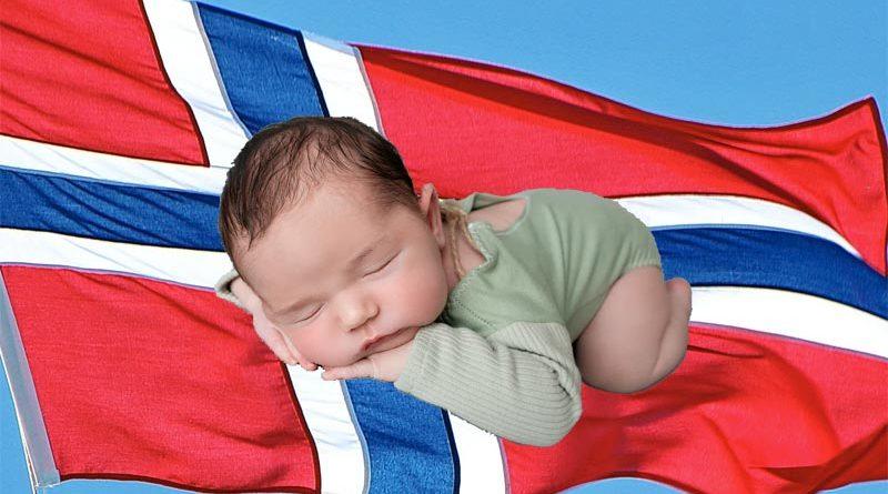 Babynamen Norwegen 2020