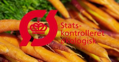 Bio-Lebensmittel Dänemark Marktanteil