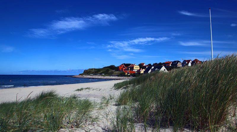 Dänische Riviera Strände