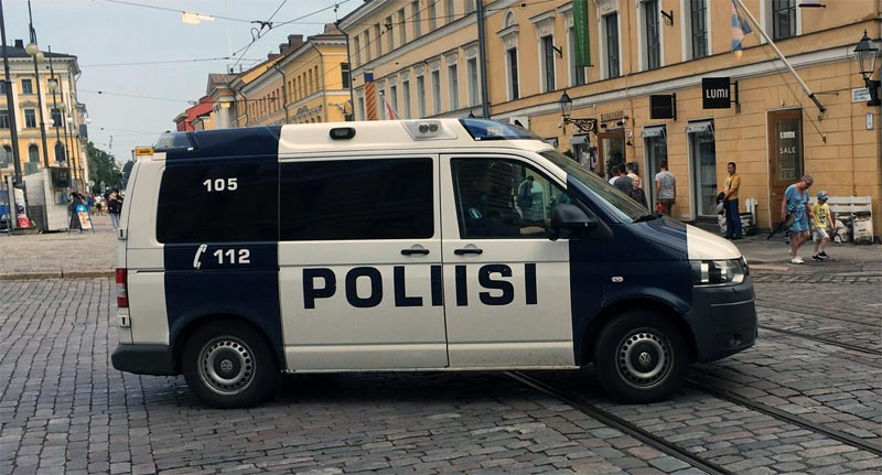 Trickbetrug Corona Finnland Polizei