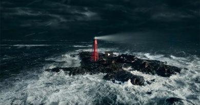 Schweden: Kinofan verbrachte 7 Tage auf einsamer Leuchtturminsel – um 60 Filme zu sehen