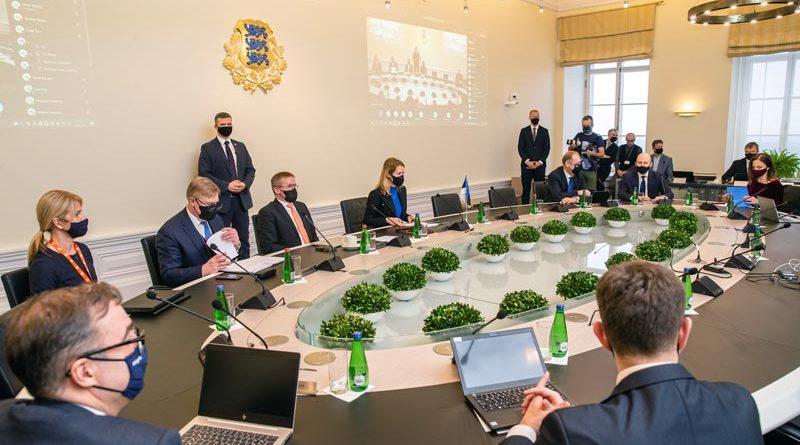 Cor9ona Maßnahmen Estland