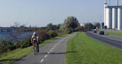 Radwege Dänemark