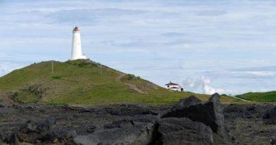 Halbinsel Reykjanes Kohlendioxid