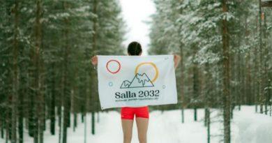 Salla Olympia 2032 Finnland