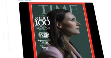 Sanna Marin Time Magazine