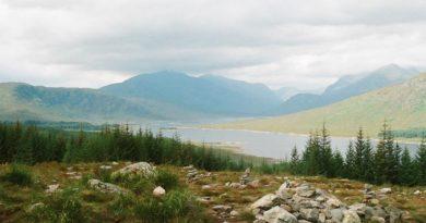 Renaturierung Schottland