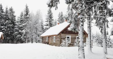 Winter Lettland