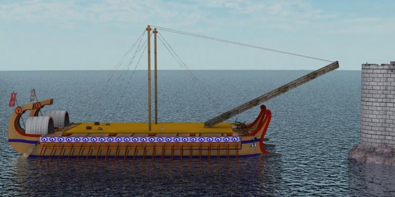 handel roemerschiff