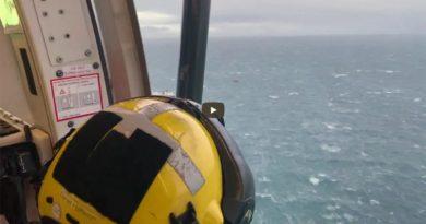 Fähre Island Rettung