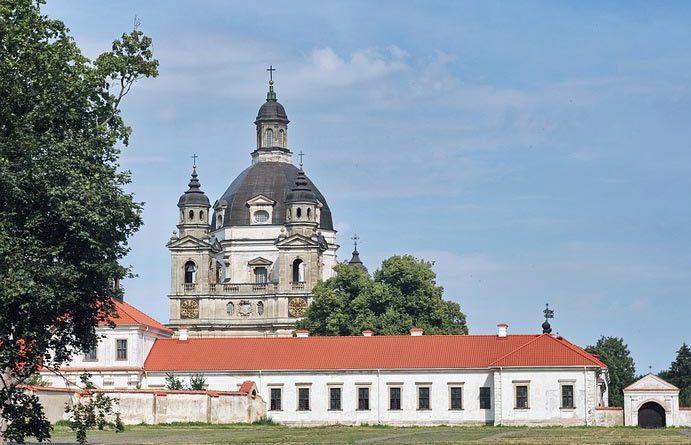 Pažaislis Kloster