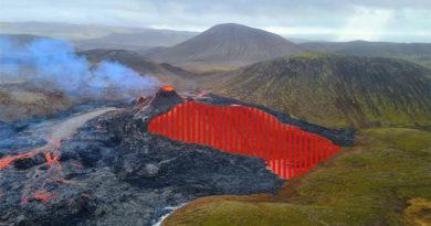 Vulkan gesperrt