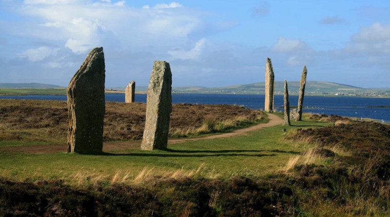 Kultstaette Orkney Insel