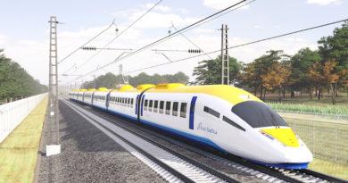 Rail Baltica Start