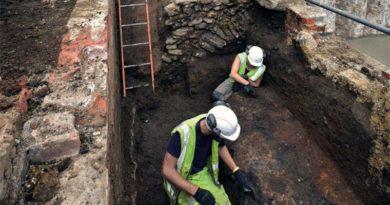 England: freigelegte Latrine aus dem 12. Jahrhundert enthält eindeutig koschere Ernährungshinweise