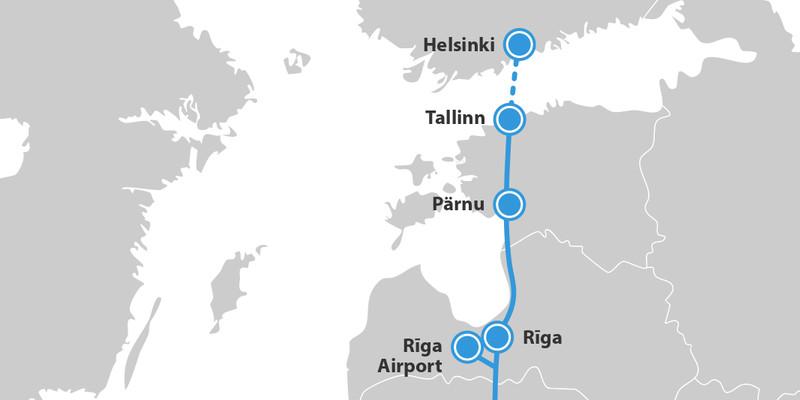 rail baltica bis finnland