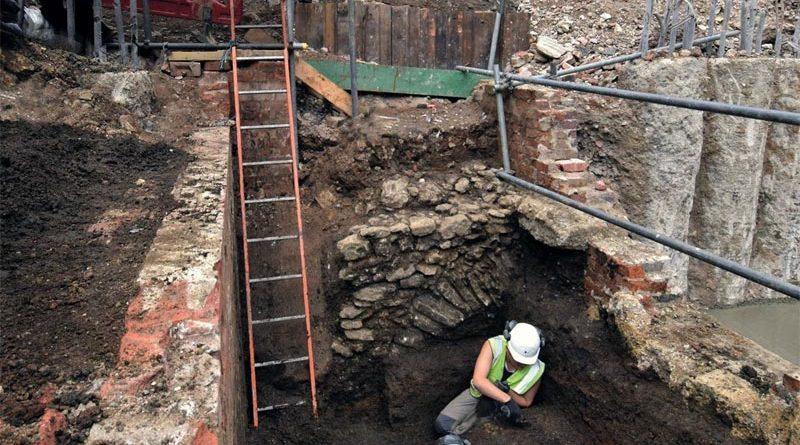Ausgrabung Bristol Judentum