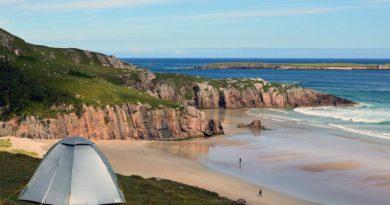 """""""Dirty camping"""" in Schottland: Der Corona-Trend, auf den alle verzichten können"""