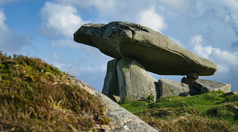 irland steingrab