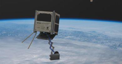 Finnland schießt 2021 weltweit ersten Satelliten aus Holz ins All