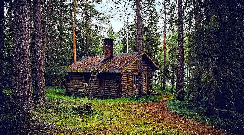 finnland huette