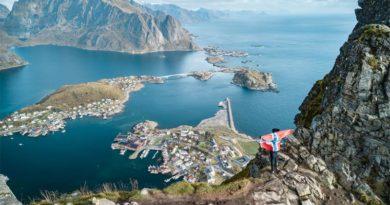 Das aktuelle Norwegen Wuiz