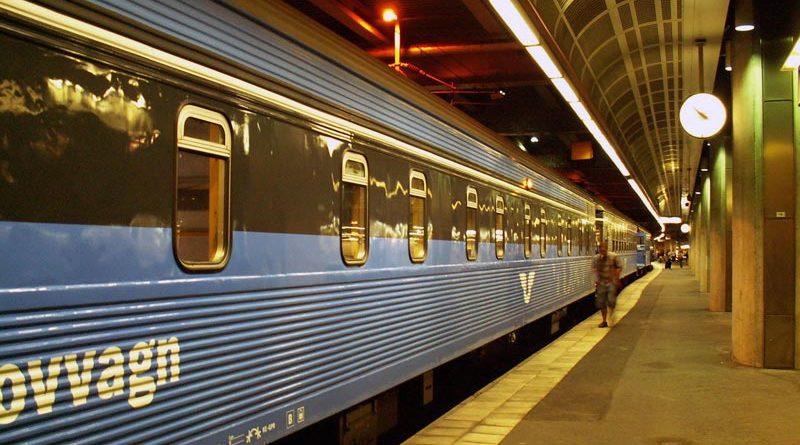 Stockholm Oslo Zug