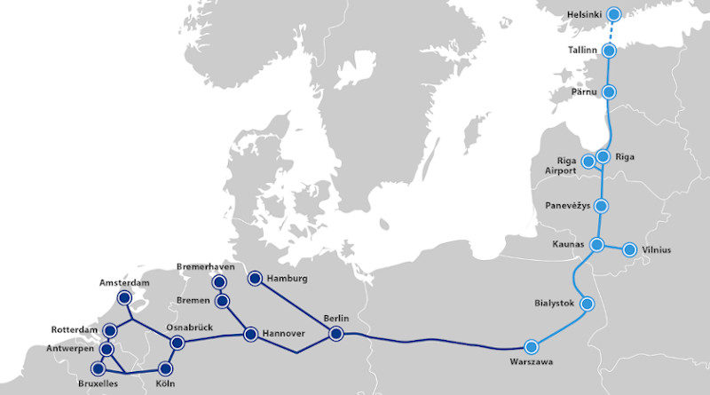 rail baltica europa