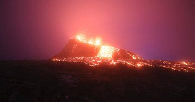 Vulkanausbruch: Eruptionsgase erreichen Reykjavík