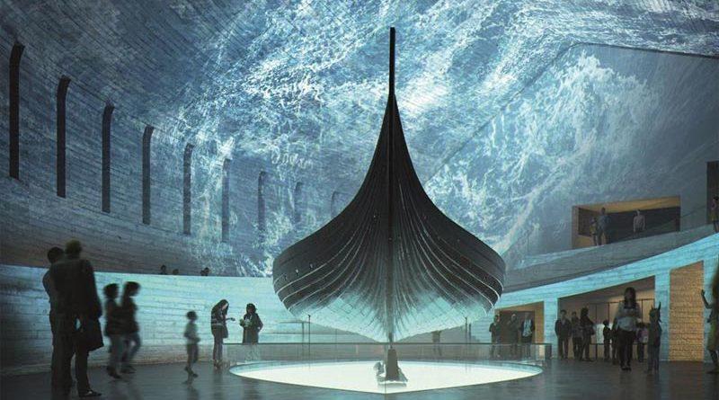Vikingskipshuset Wikingerschiff Museum Oslo