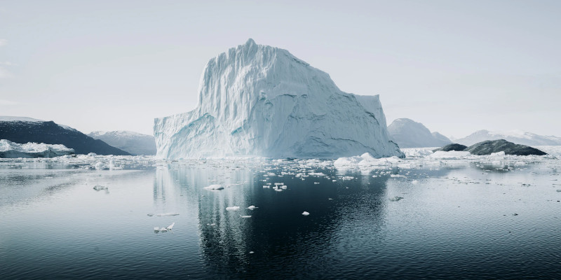 Eisberg Grönland