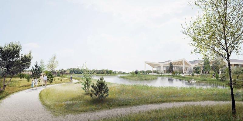Center Parcs kommt nach Dänemark