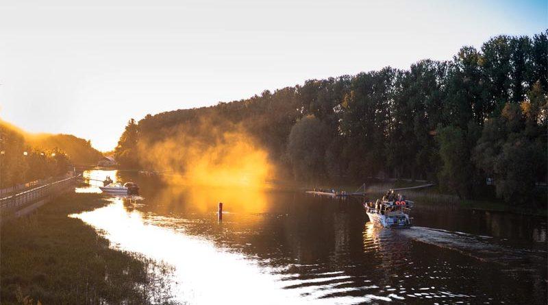 Emajõgi Schwimmen Tartu