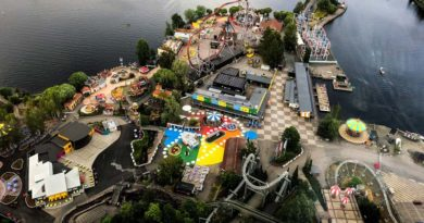 Tampere Särkänniemi Freizeitpark