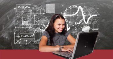 Lettland Computer Schüler