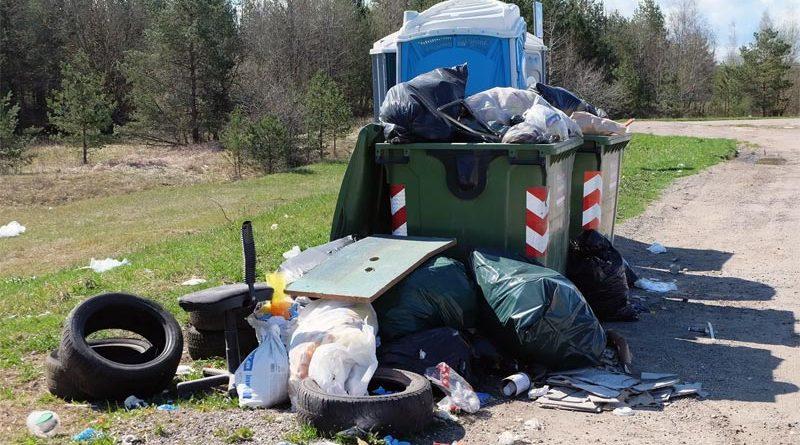 Digitalisierung der Müllentsorgung