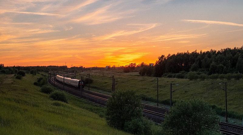 Nachtzug Dänemark Comeback