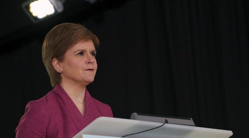 SNP Schottland Wahlergebnis