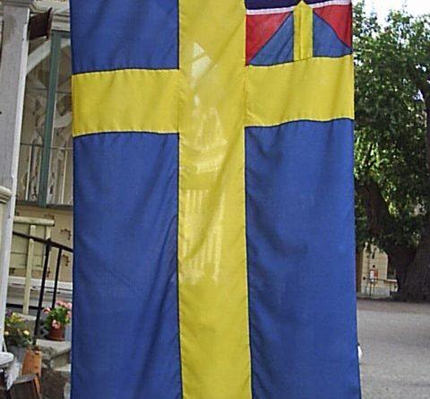 Schweden Fahne Gösch