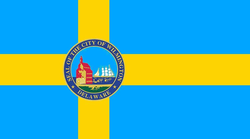 Flagge Wilmington