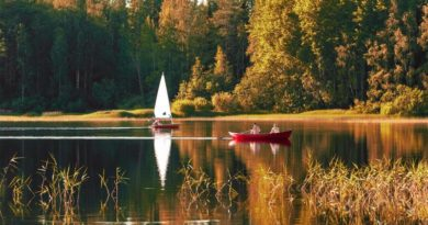 Heißes Wetter für Finnland ab Donnerstag erwartet
